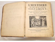 Former New Testament book Le Maitre de Sacy 1752