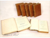 Greece travel books Anacharsis 1790