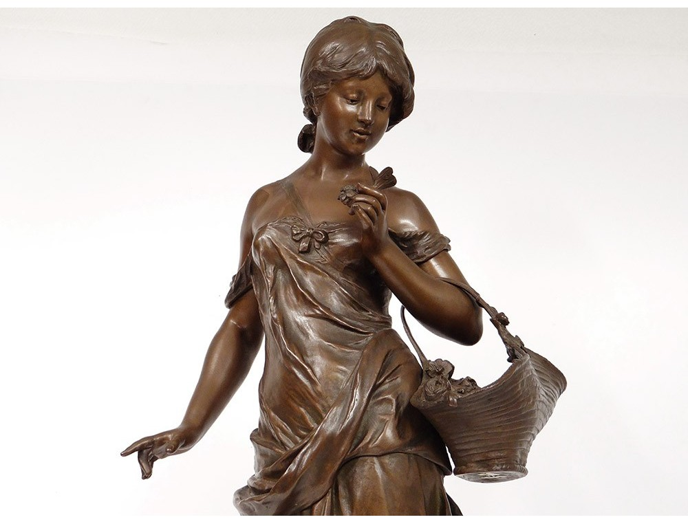 Asian statue woman - 3 part 6