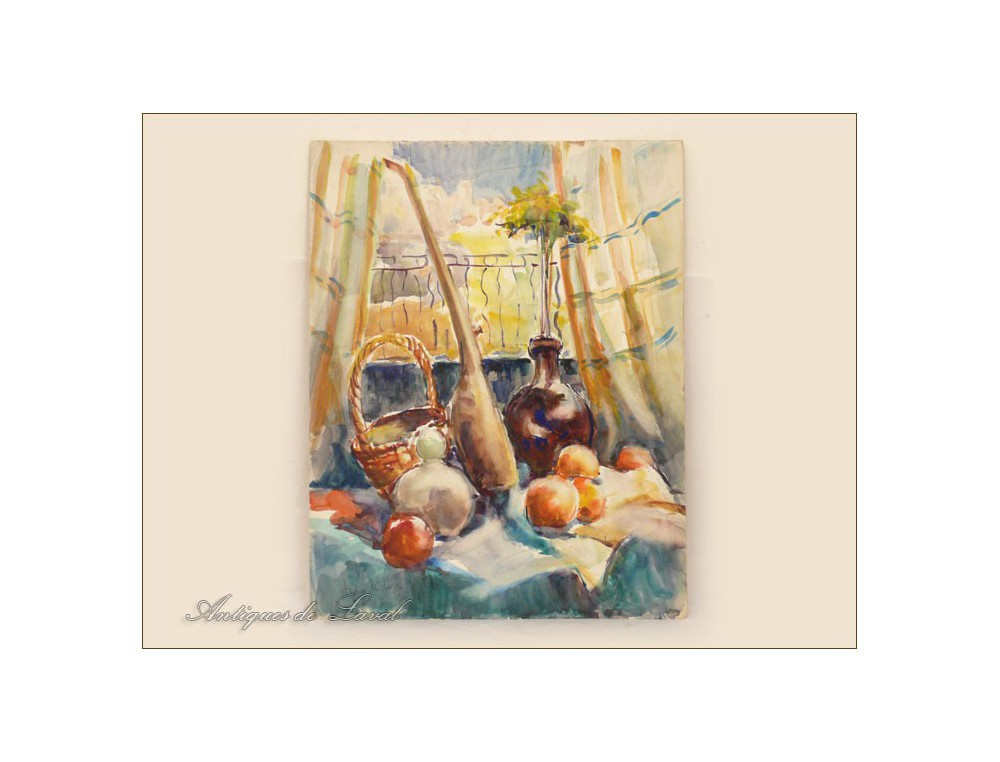 - watercolor-still-life-fruit-andre-michel-twentieth