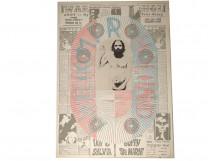 Lithograph Ernst Van Leyden Provo 1967 Los Angeles Free Press 3/20 XXth