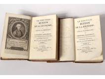 2 books New Buffon of Youth Natural History Paris 1806 Nineteenth