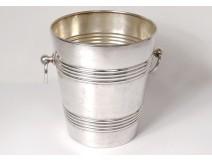 Russian silver metal champagne bucket Ministry Kolchuginsky Russia XX