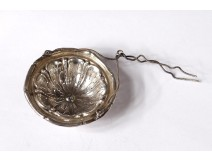 Sterling silver tea pass Minerve silver 14gr 19th century