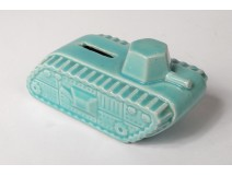 Piggy bank tank armored tank World War I 1914 1918 20th century