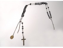 Community rosary cross crucifix rosary Marie Augustin nineteenth