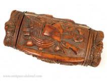 Snuffbox Corozo, Attributes warriors nineteenth