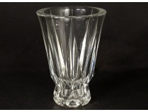 Vase cut crystal Saint-Louis twentieth century