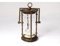 Hourglass marine old boat measure early twentieth century