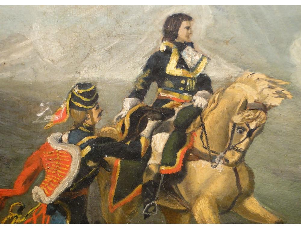 Hsc Paint Battle Of Rivoli Italy 19th Emperor Napoleon