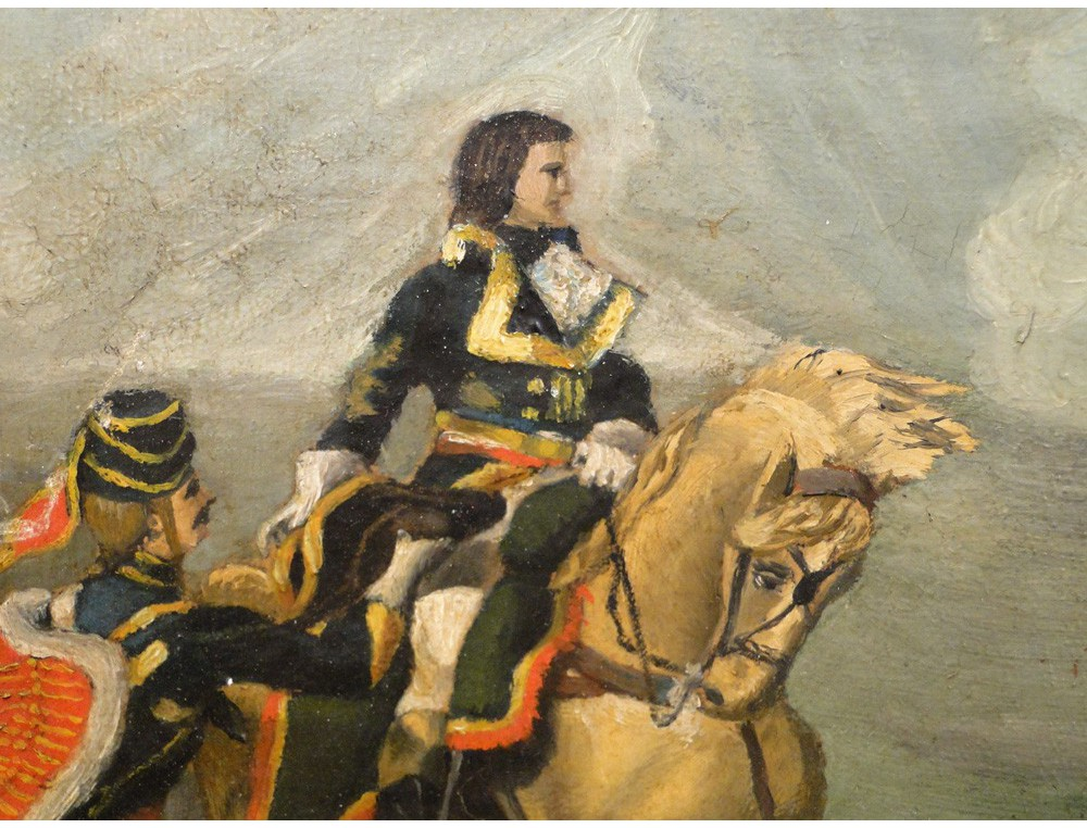 Hsc Paint Battle Of Rivoli Italy 19th Emperor Napoleon
