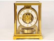 Atmos Jaeger-LeCoultre pendulum perpetual movement Swiss bronze 20th century