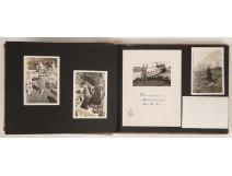 Family Travel Photo Album Japan 1934
