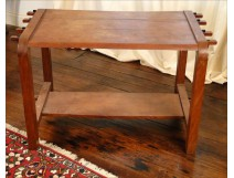 Wooden coffee table Art Deco Exotic 20th 1930