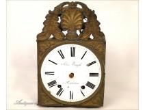 Clockwork Comtoise 3 rings nineteenth