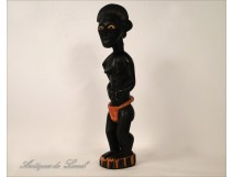 Statue African ethnic tribal primitive 20th