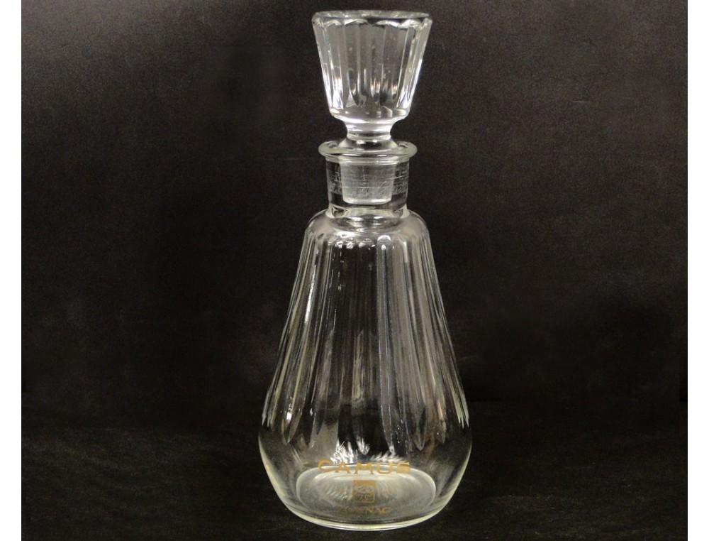 cognac decanter cut crystal baccarat france 19th. Black Bedroom Furniture Sets. Home Design Ideas