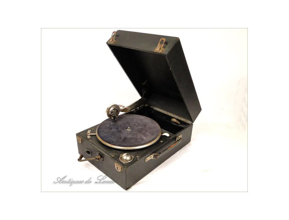 Columbia Viva Tonal 201 Gramophone 20th
