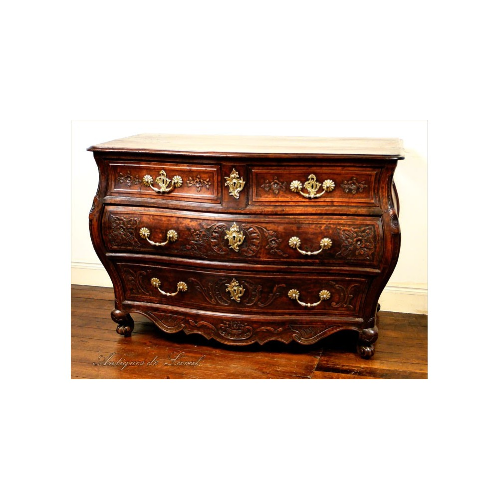 Commode Tombeau Bordelaise Commode Tombeau Bordelaise en