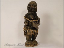 Statuette Tribal African Primitive Ethnic Fetish 20th