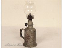 20th Pigeon lamp