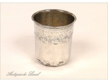 Timbale Curon silver Minerva nineteenth