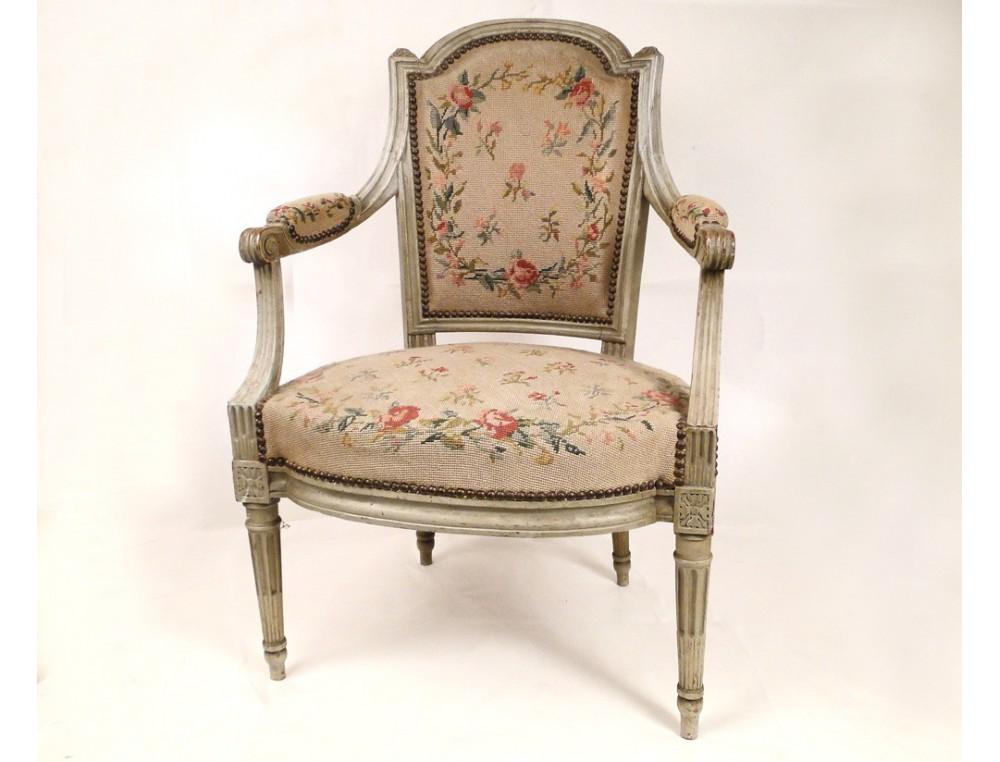 fauteuil de bureau louis xvi fauteuil louis xvi et chaise. Black Bedroom Furniture Sets. Home Design Ideas