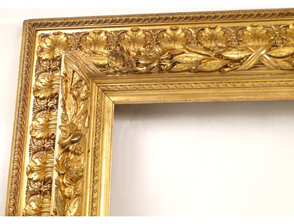 1000 x for Miroir rectangulaire baroque