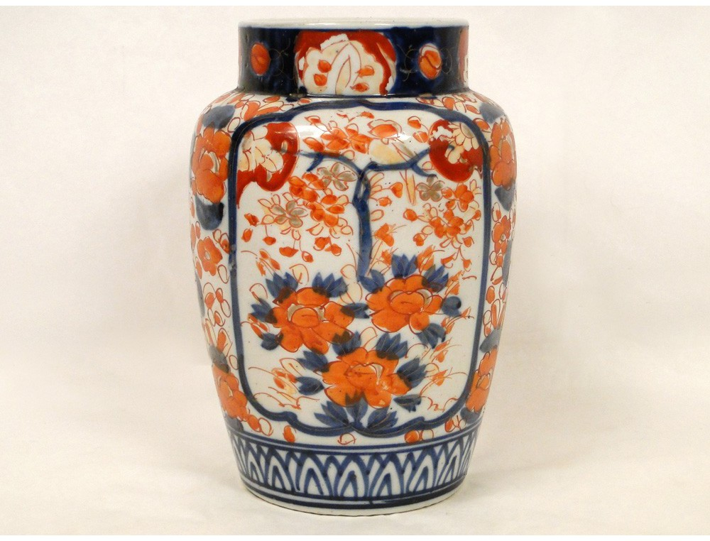 Imari Porcelain Vase India Company Japan Xviii