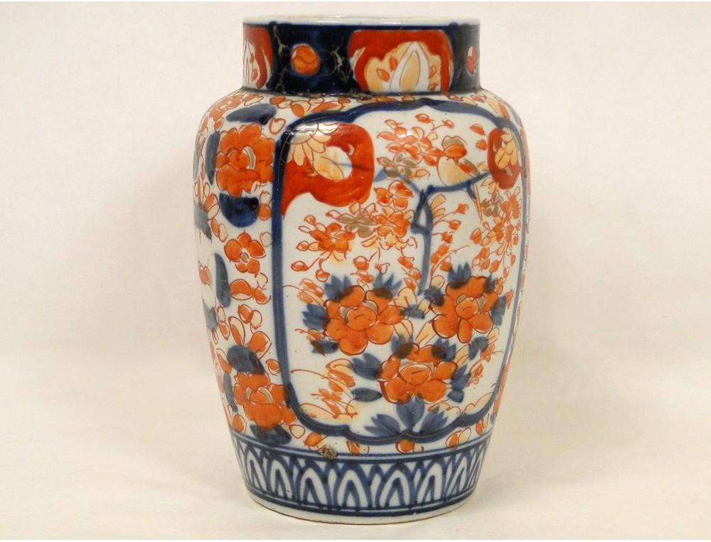 Imari Porcelain Vase India Company Japan Xviii