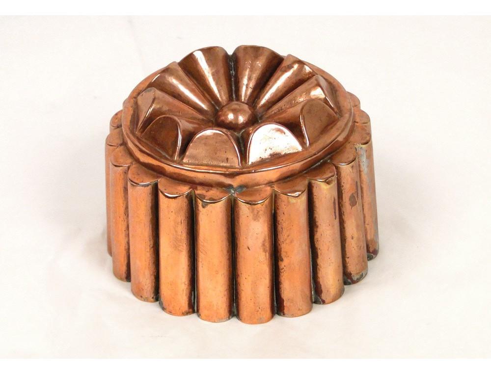 copper cake pans