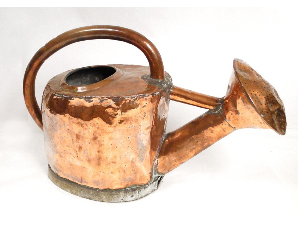 Copper Watering Can Xviiith Watering Copper Kitchen