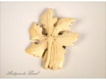 Pin ivory nineteenth