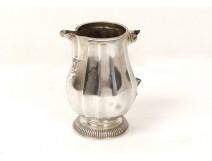 Creamer sterling silver antique silver milk jug Minerva nineteenth century