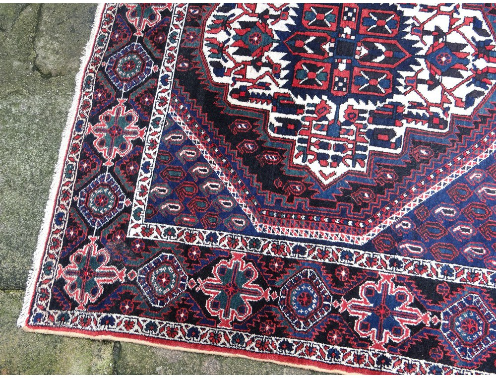 Old Knotted Wool Carpets Turkey Anatolia Ancient Persia