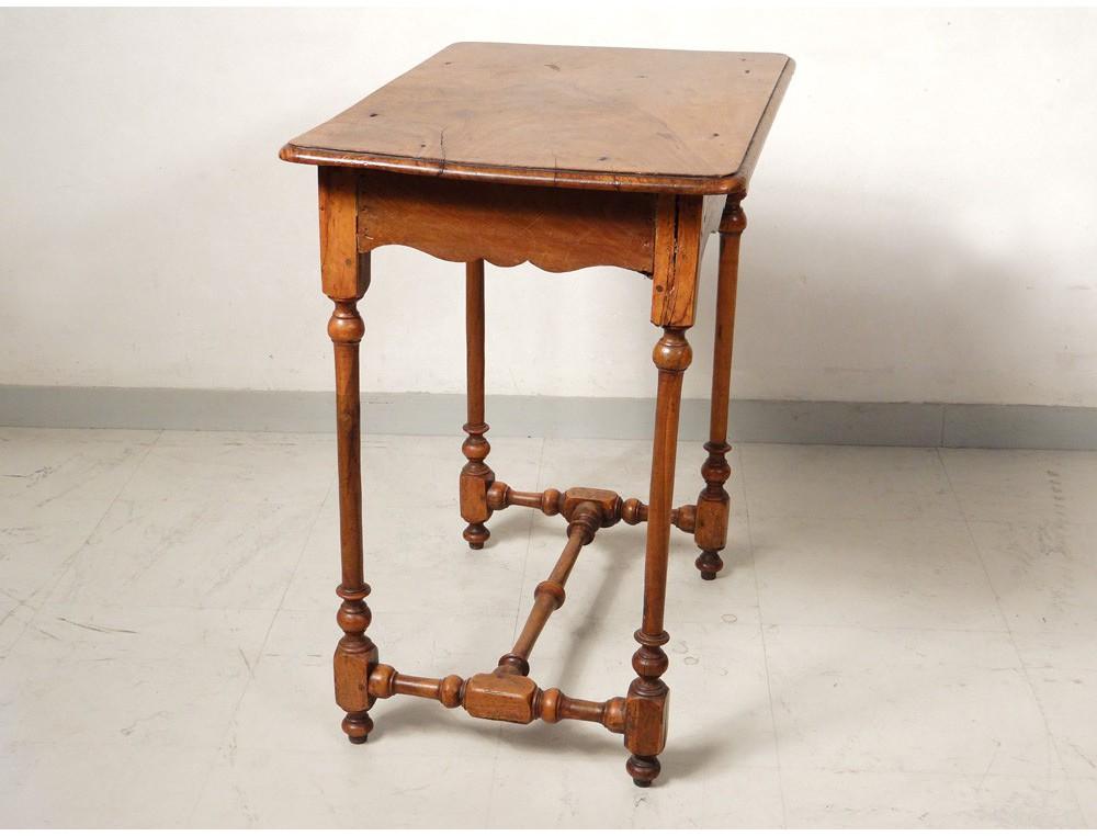 louis xiii table changer harbor macassar walnut. Black Bedroom Furniture Sets. Home Design Ideas