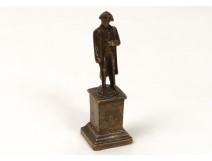 Bronze statue sculpture Emperor Napoleon nineteenth century France