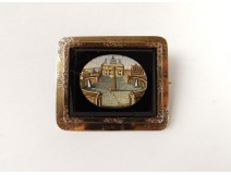 Pin micro mosaic in St. Peter Vatican Rome Italy Grand Tour 19th