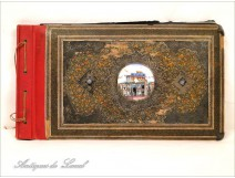 Album, Palace of Isfahan, Qajar era, nineteenth