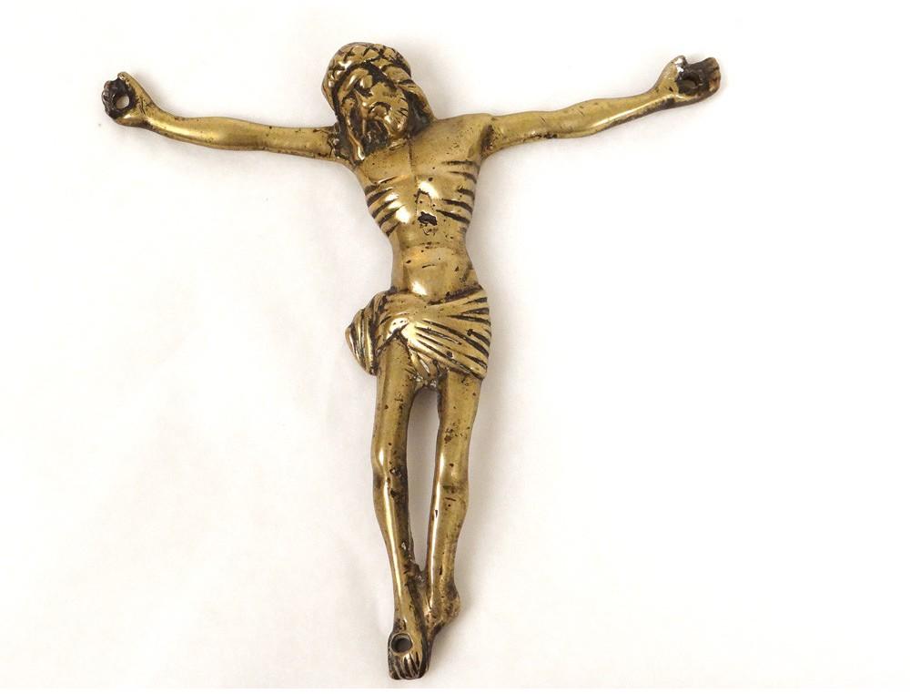 Christ Crucifix Bronze Dor 233 Croix Xvi 232 Me Si 232 Cle