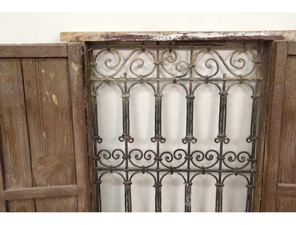 Moroccan Wrought Iron Window Grills 8
