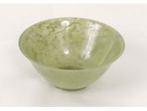 Petit bol coupe en jade Chine XIXème siècle