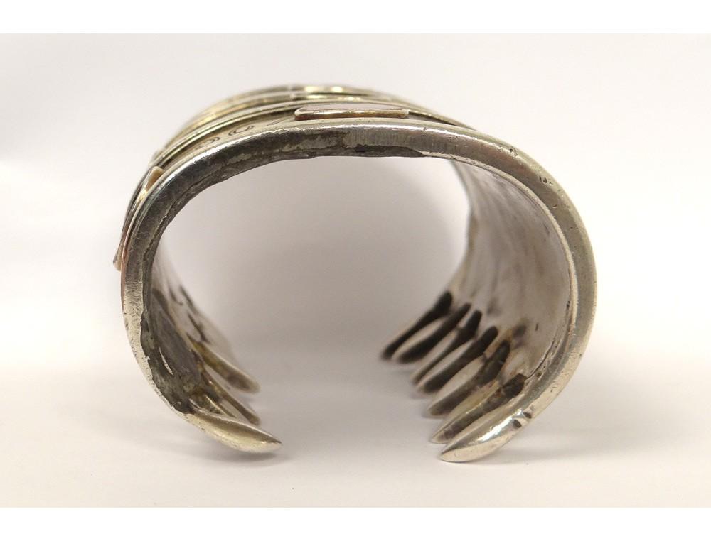 bracelet marocain argent vermeil massif agathe tiznit. Black Bedroom Furniture Sets. Home Design Ideas