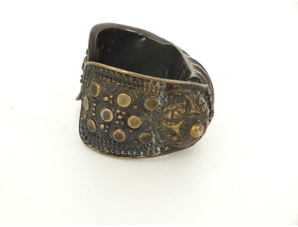 Bijou Berb 232 Re Amazigh Bracelets En Bronze Maroc Ethnique