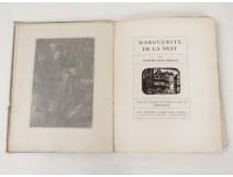 Livre Marguerite de la Nuit Mac Orlan 1925 gravures Daragnès Van Leyden