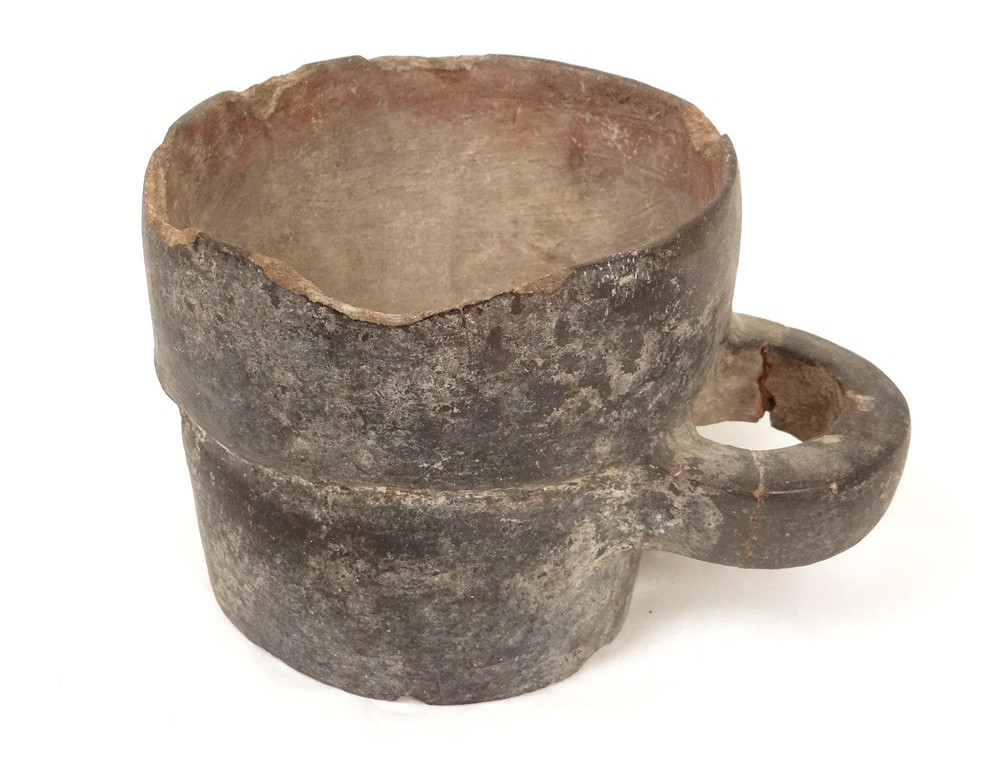 pot r cipient terre cuite art pr colombien poterie van. Black Bedroom Furniture Sets. Home Design Ideas