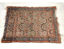 Former knotted woolen carpets Anatolia ancient Persia carpet nineteenth century
