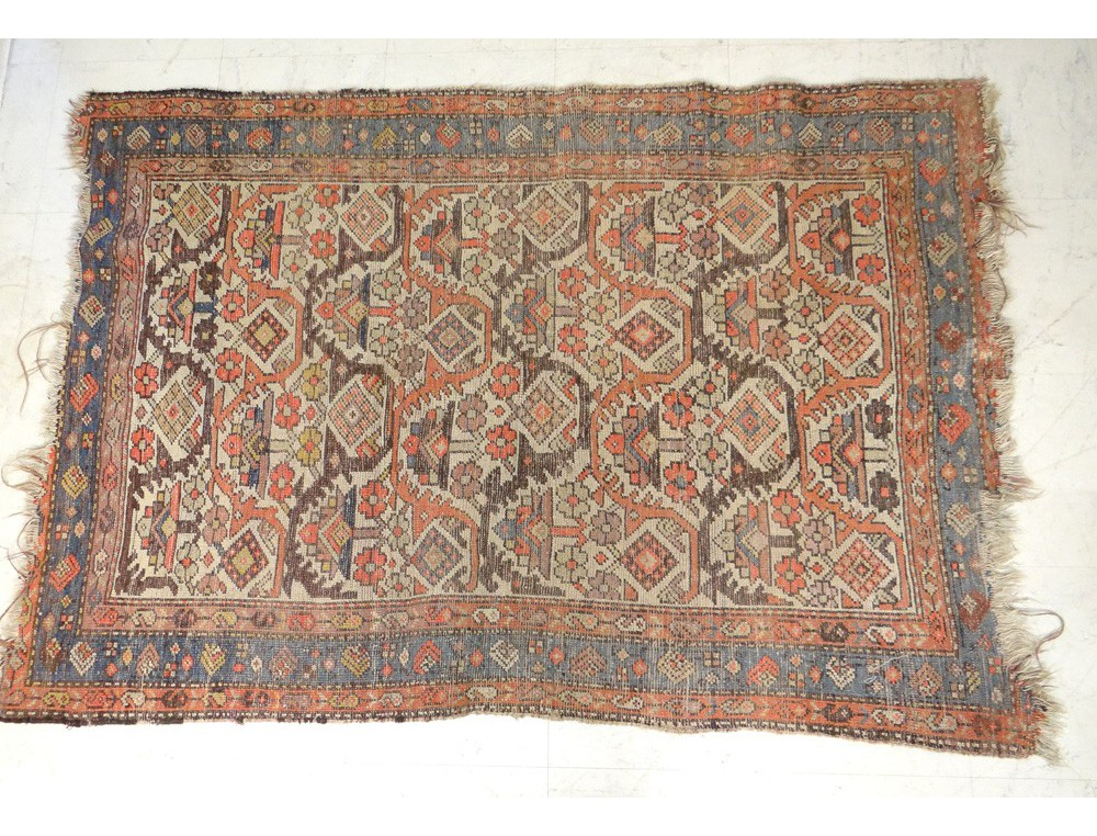 Former Knotted Woolen Carpets Anatolia Ancient Persia