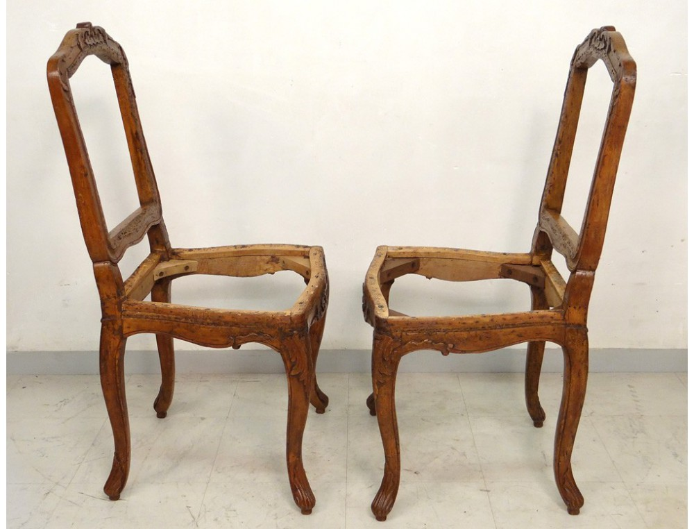 Chaises louis 28 images louis xv carved walnut chairs for Chaise louis xv