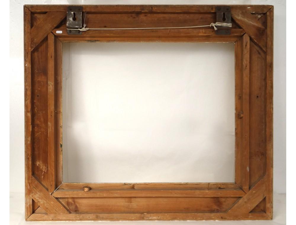 Encantador Antique Wood Picture Frame Composición - Ideas ...